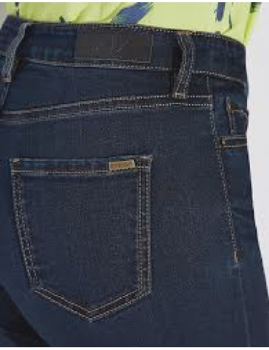 JEANS DRITTO DENIM