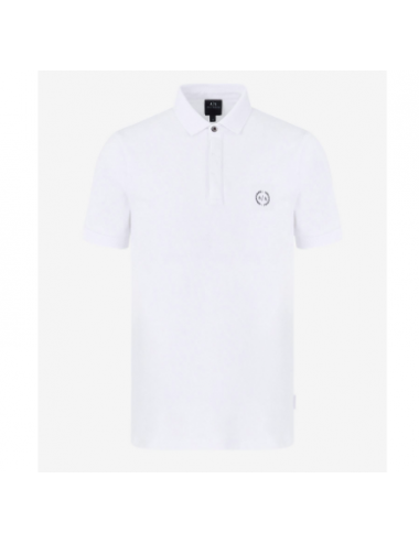POLO UOMO 1100 WHITE