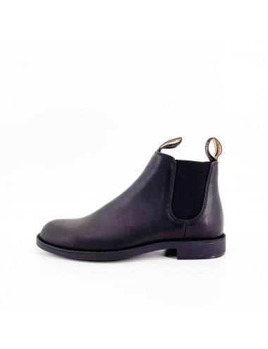 CITY DRESS BOOT BLACK