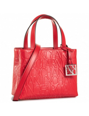 SHOPPING BAG 074 ROSSO